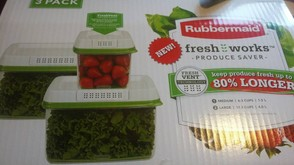 Rubbermaid Produce Saver