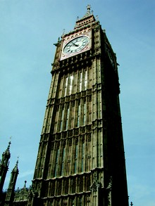 Take a butcher's at Big Ben