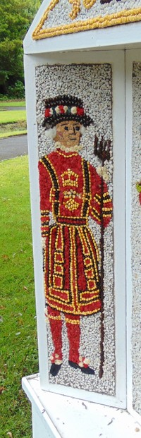 Beefeater detail