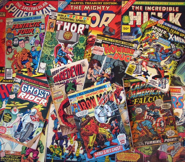 Some of the best Marvel comics