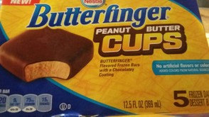 Butterfingers Peanut Butter Cup Ice Cream