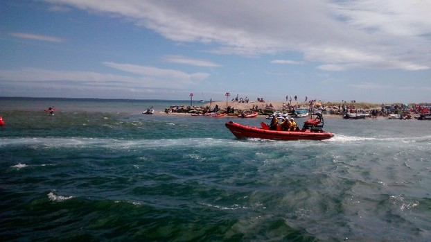 Mudeford Quay RNLI Lifeboat Day