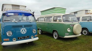 old campervans
