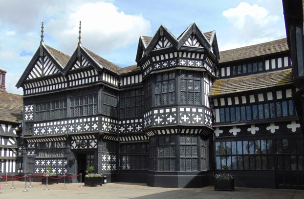 Bramall hall Cheshire