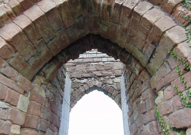 Norman archways