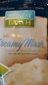 Honest Earth Creamy Mashed Potatoes