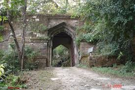 Gate at Bandhavgarh