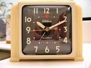 Telechron Alarm Clocks