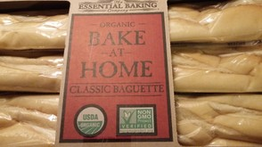 Bake at Home Baguette