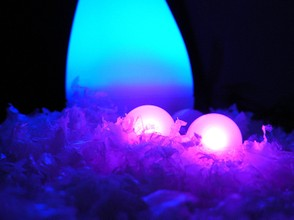 "Fairy Berries Magical LED Light, 3/4"" Diameter"