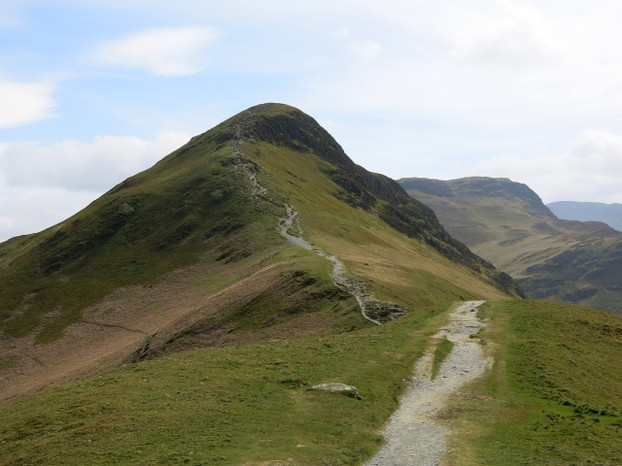 Catbells, above Newlands
