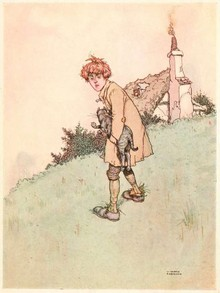 The Puss in Boots by William Heath Robinson