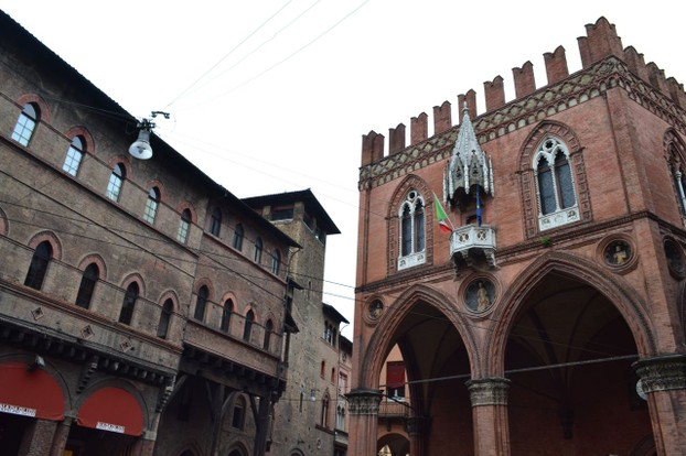 A trip to Bologna feels like a trip back in time, with its medieval historic center.