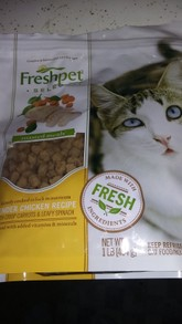 Freshpet Select Cat Food