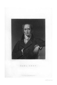 Charles Grey, 2nd Earl Grey, British Whig Statesman and Prime Minister