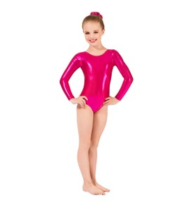 Perfect Balance Child's Long Sleeve Leo