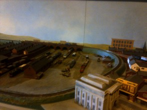 The diorama ; later times