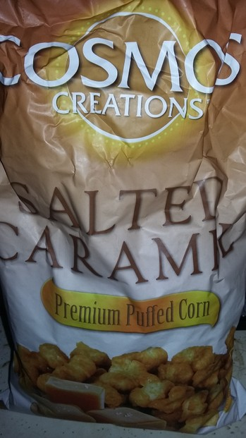 Cosmos Creations Puffed Corn