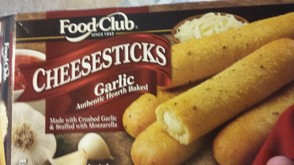 Food Club Cheesesticks