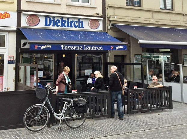 Taverne Lautrec on Petit Paris