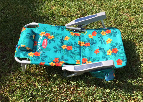 My Tommy Bahama Beach Chair