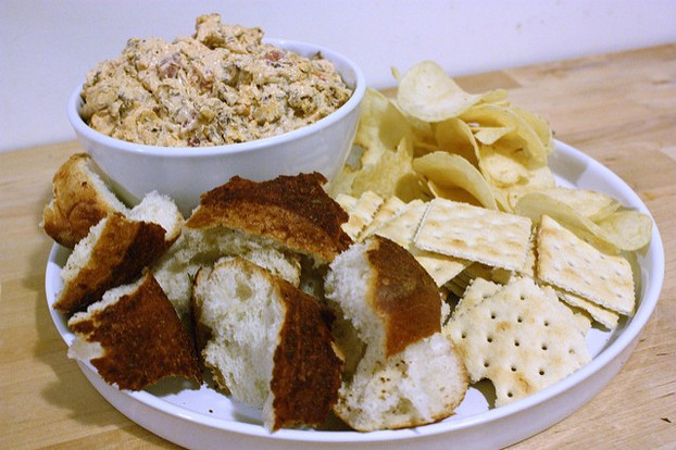Cream Cheese And Sausage Dip