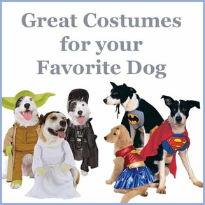 Character Costumes for Dogs