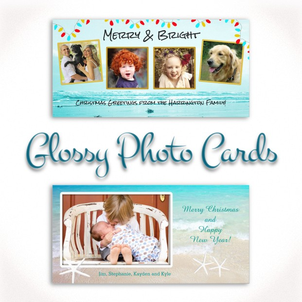 Photo Templates Christmas Cards