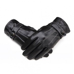 Leather Gloves Can Complete The Outfit