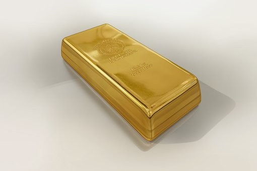 Large gold bars