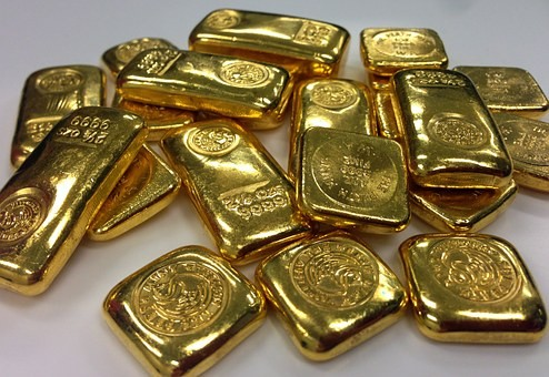 Alternaive sized gold bars