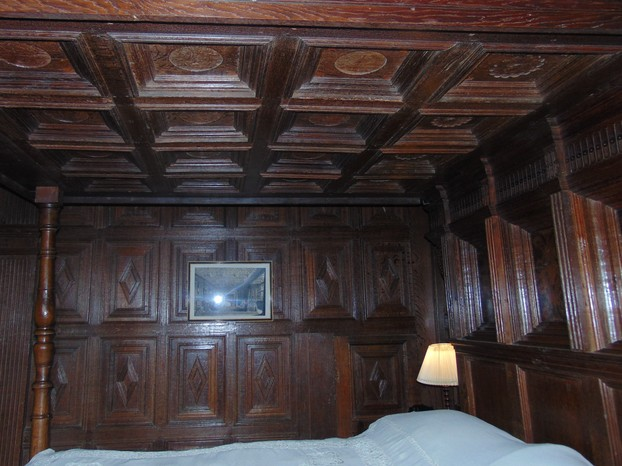 The Tudor Tester bed