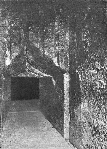 The great pyramid passages and chambers, 1910 by john and edgar morton