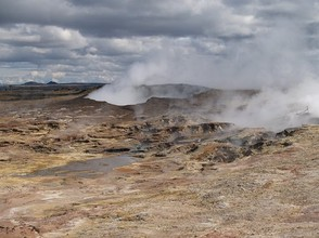 Icelandic Geothermal Power Abounds
