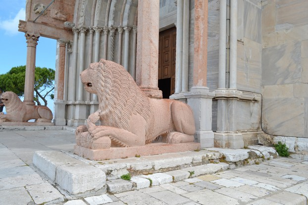 The Red Lions of Ancona