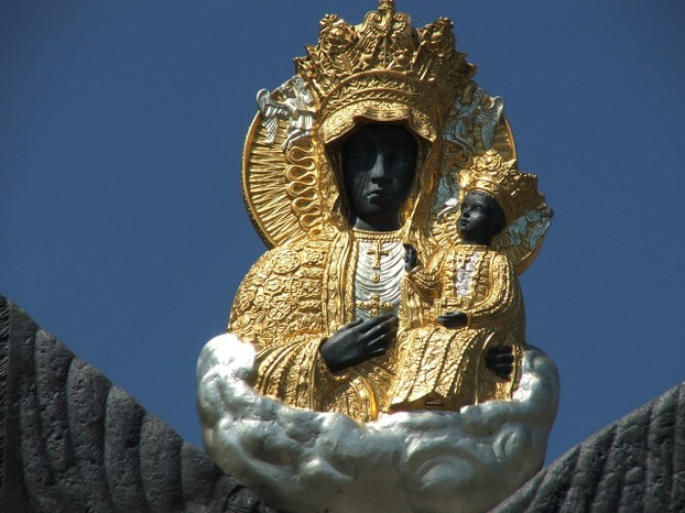 The Black Madonna of Czestokowa