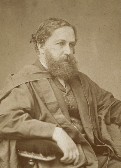 Photo of W. Stanley Jevons