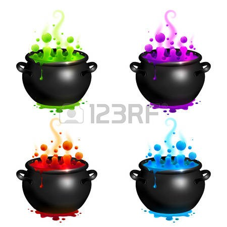 conventional cauldrons