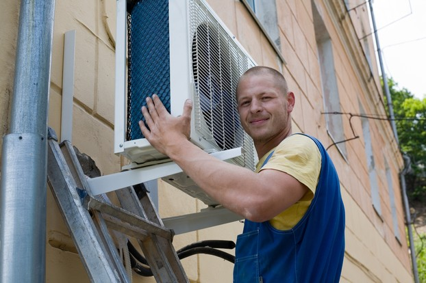 Installing your new Aircon