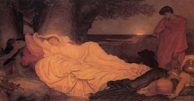 cymon-and-iphigenia-leighton