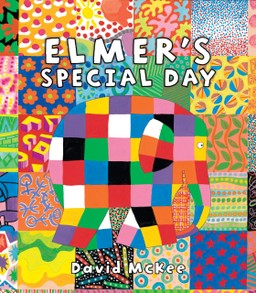 Colorful Elmer Book