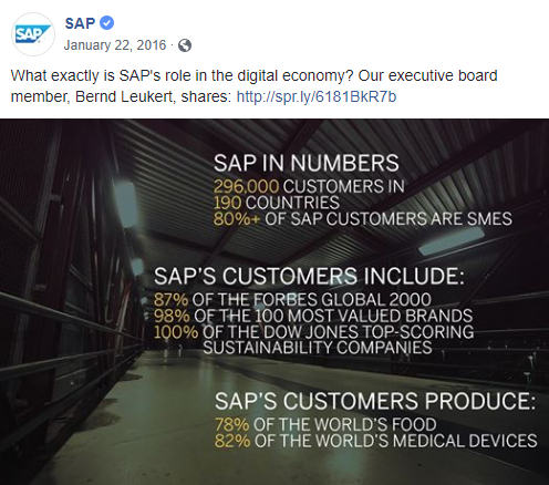 In today's digital-first world, SAP (systems, applications and products) savvy translates into raises.