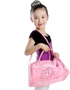 Dance Duffel Bag For Girls