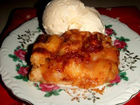 Peach Cobbler Recipe With Agave Nectar