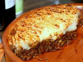 Easy Quorn Vegetarian Shepherd's Pie