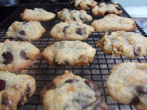 Soft and Chewy Low Carb Chocolate Chip Cookies Recipe