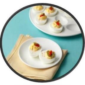 Paula Deen Deviled Eggs Recipe