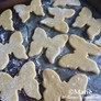 2: Cut out and Bake the Butterflies