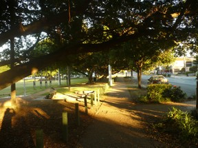 Bulimba Memorial Park & soccer fields