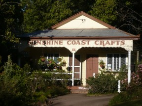 Branding - Sunshine Coast Crafts